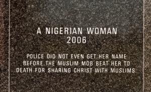 A Nigerian Women