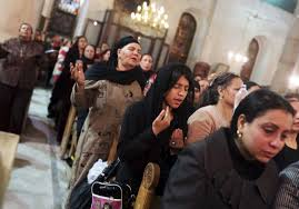 Coptic Christian Women of Egypt